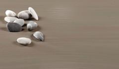 Fühlbar seidiger Touch: Pfleiderer hat die neue Struktur Meandra mit ausgewählten Dekoren auf den Markt gebracht.