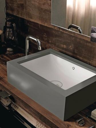 dupont corian bietet neue vorgefertigte waschbecken und k chensp len ein bisschen retro bm online. Black Bedroom Furniture Sets. Home Design Ideas