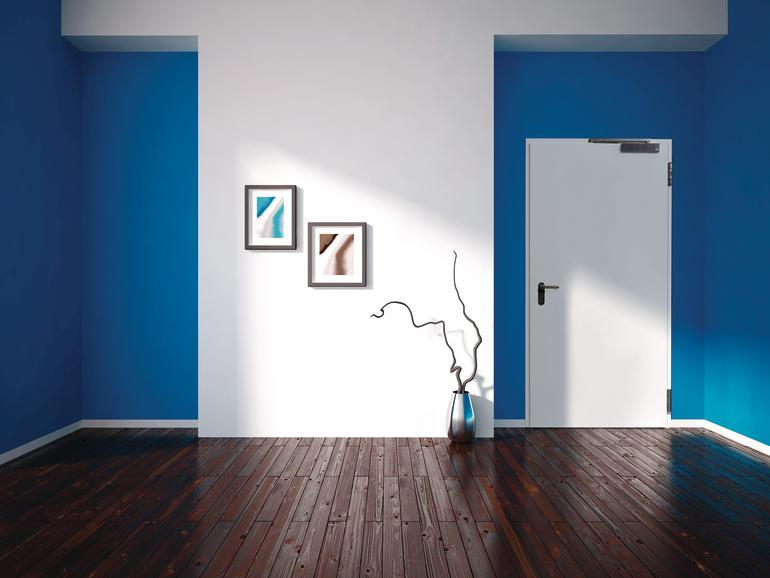 novoferm bietet montagefreundliche t30 feuerschutzt r brandschutz speziell f r trockenbau bm. Black Bedroom Furniture Sets. Home Design Ideas