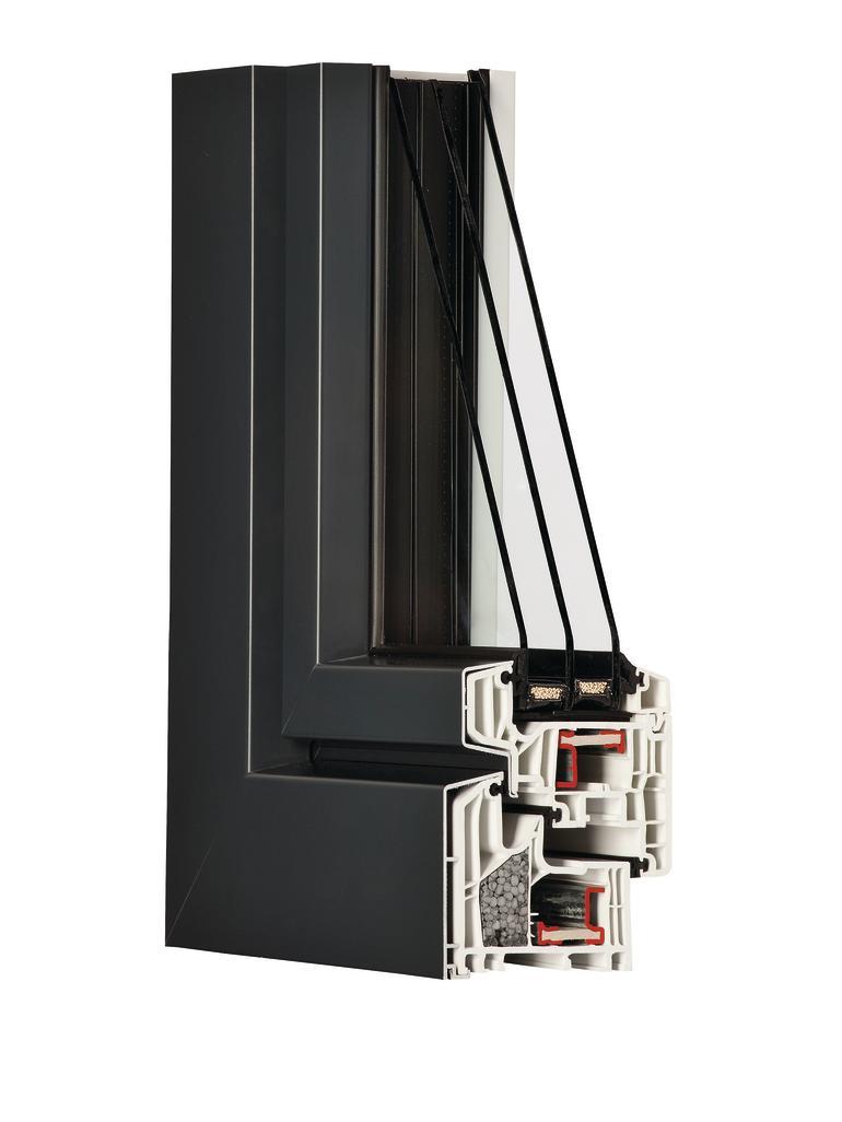 Hocoplast kunststofffenster punkten mit guter w rmed mmung for Kunststofffenster test