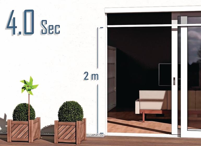 neher bietet schnelle und sichere elektrorollos insektenschutz auf knopfdruck bm online. Black Bedroom Furniture Sets. Home Design Ideas