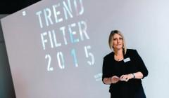 """""""Trendfilter"""" heißt das Vortragsformat, das es schon seit Längerem gibt, und in """"Trendfilter"""" hat Katrin de Louw jetzt ihre auch schon länger bestehende Agentur umbenannt. Sie berät zusammen mit ihrem Team Unternehmen aus der Industrie, dem Handwerk und dem Handel ..."""