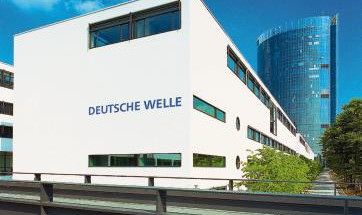 deutsche welle produziert radio hinter herholz t ren. Black Bedroom Furniture Sets. Home Design Ideas