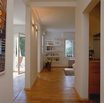 umbau einer villa aus den 20er jahren l ssig kombiniert bm online. Black Bedroom Furniture Sets. Home Design Ideas