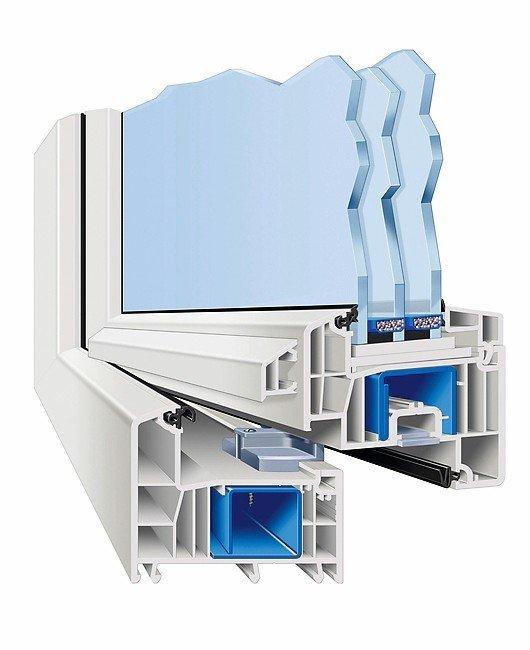 weru setzt auf durchdachtes baukastensystem fenster. Black Bedroom Furniture Sets. Home Design Ideas