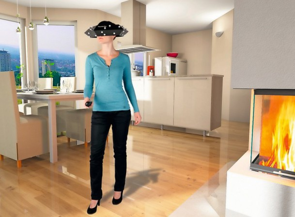 immersight bietet system mit raumbrille f r reales erleben. Black Bedroom Furniture Sets. Home Design Ideas