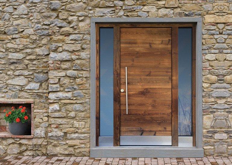 Haustüren altholz  Rubner Türen. Top Qualität bei Haustüren aus Holz - BM online
