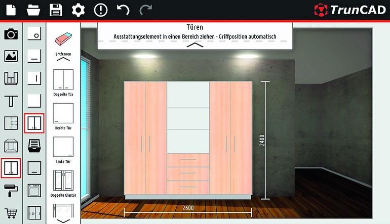 truncad entwickelt onlinetool f r tablets die m bel app f r den kunden bm online. Black Bedroom Furniture Sets. Home Design Ideas