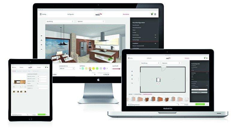 imos ag zeigt neue programmversion 12 0 werkzeuge f r den. Black Bedroom Furniture Sets. Home Design Ideas