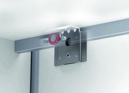 samet stellt aktuelle schiebet rsysteme vor f r unterschiedliche gewichtsklassen bm online. Black Bedroom Furniture Sets. Home Design Ideas