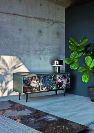 Die Trends der Mailänder Möbelmesse, Teil 1. Design goes Gummibaum