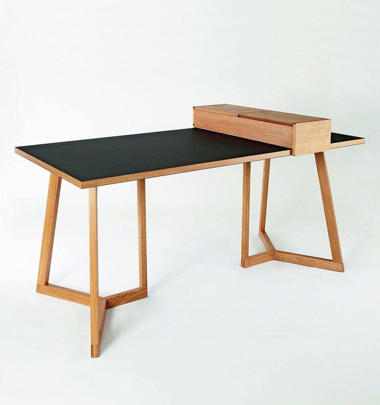 gesellenst ck in eiche und linoleum mobil und zerlegbar bm online. Black Bedroom Furniture Sets. Home Design Ideas