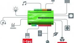Der Loxone-Miniserver mit Internorm-Extension bildet das intelligente Herzstück des Smart-Home-Systems. Foto: Loxone