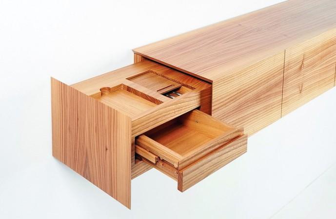 meisterst ck in r ster schlichter riegel bm online. Black Bedroom Furniture Sets. Home Design Ideas