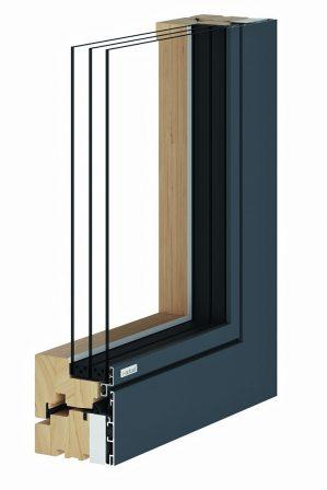 Fenstertrend: Innen und außen flächenbündig. Fenster wie Möbel - BM ...