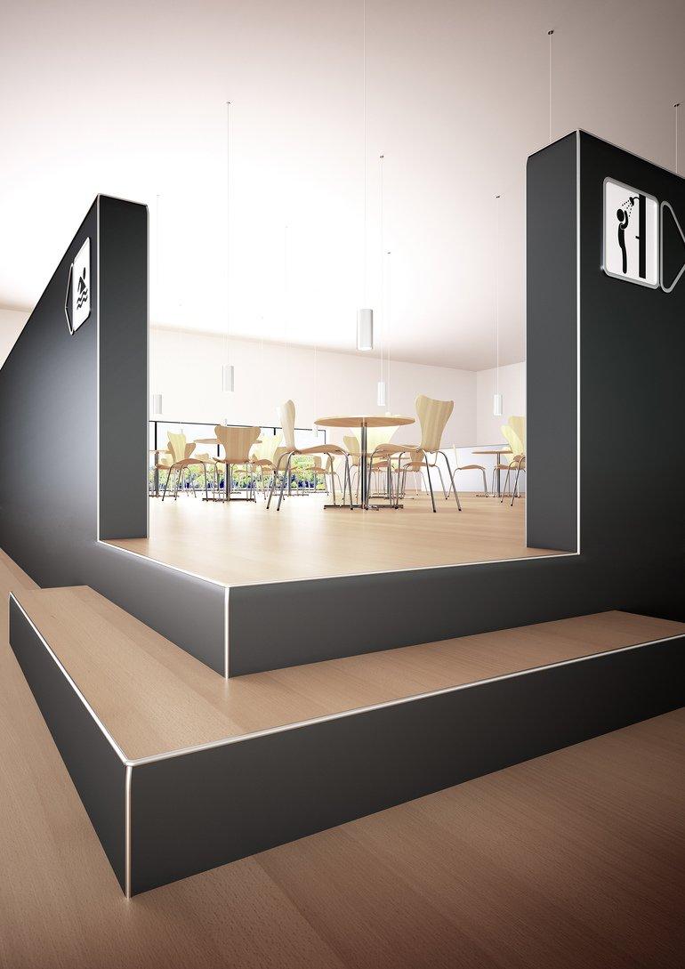 k berit profile systems gmbh co kg sonderver ffentlichung erweiterung treppenkantenprofil. Black Bedroom Furniture Sets. Home Design Ideas