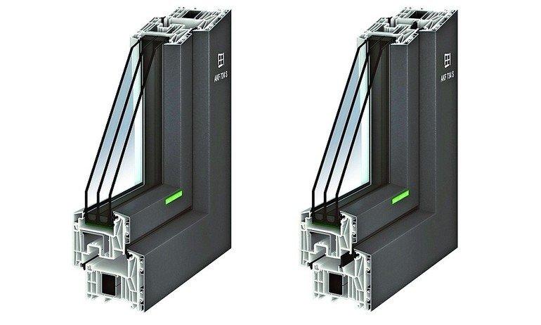 kneer s dfenster stellt neues alu kunststoffsystem vor. Black Bedroom Furniture Sets. Home Design Ideas