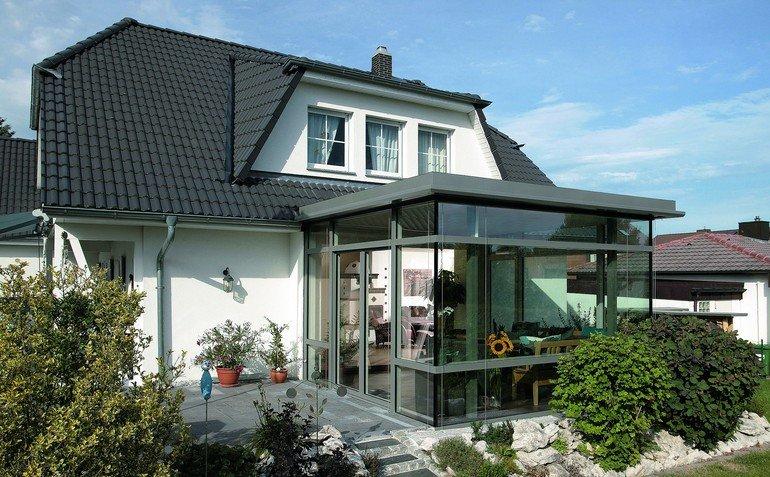 vom modernen glashaus zum sparwintergarten sackgasse wintergarten bm online. Black Bedroom Furniture Sets. Home Design Ideas