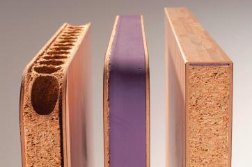 kantenanleimen an leichtbauplatten stabile kanten auf weichem kern bm online. Black Bedroom Furniture Sets. Home Design Ideas