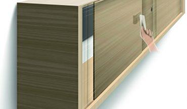 schiebet ren im m bel und innenausbau teil 9 faltet. Black Bedroom Furniture Sets. Home Design Ideas