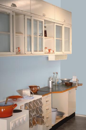 Bild 3: Praktisch Und Kostengünstig: Frankfurter Küche Aus Einem  Einfamilienhaus In Der Siedlung Römerstadt