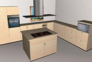 Marktübersicht 3D-Küchenplanersoftware