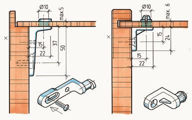 bm serie teil 7 r ckwandverbinder stabiles r ckgrat. Black Bedroom Furniture Sets. Home Design Ideas