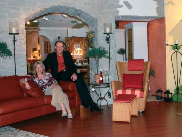 Ulrike und Helmut Pinter haben Pinter Landhausmöbel zur Marke ...