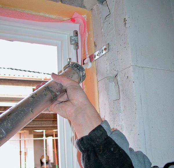 Fach und normgerechter bauelementeanschluss gute for Fenster 0 5 ug