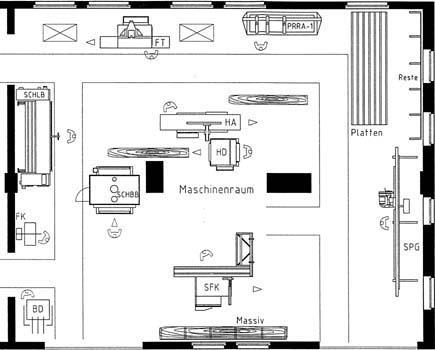 planung und einrichtung von tischler schreinerbetrieben. Black Bedroom Furniture Sets. Home Design Ideas