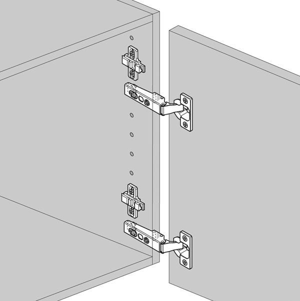 bohr und montagelehren f r den m bel und innenausbau. Black Bedroom Furniture Sets. Home Design Ideas
