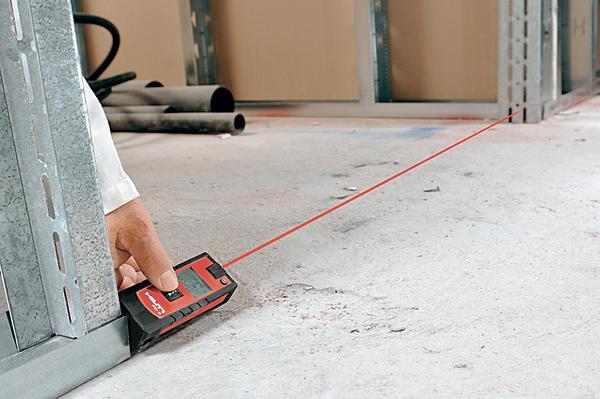 Hilti Entfernungsmesser Pd E Preis : Hilti neues laser distanzmessgerät pd kompakt und unkaputtbar
