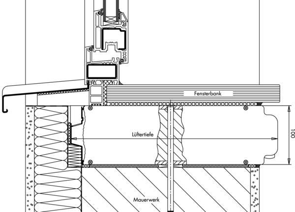 dezentrale l ftungssysteme punkten durch hohe flexibilit t kompakt dezent und leistungsstark. Black Bedroom Furniture Sets. Home Design Ideas