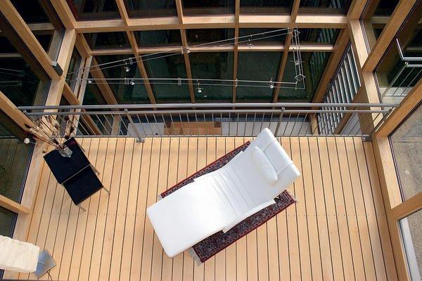 wintergartenanbau an einem stadthaus im m nchner osten licht ber drei etagen bm online. Black Bedroom Furniture Sets. Home Design Ideas
