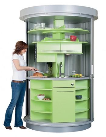 clever kitchen innovative idee wird zum neuen unternehmenszweig kluge k che auf kleinem raum. Black Bedroom Furniture Sets. Home Design Ideas