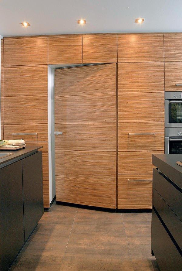 Küchenplanung mit pfiffigen Details. Gradlinig, zeitlos und schick ...