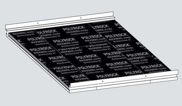 nicht brennbar wirkungsvoller schallabsorber bm online. Black Bedroom Furniture Sets. Home Design Ideas