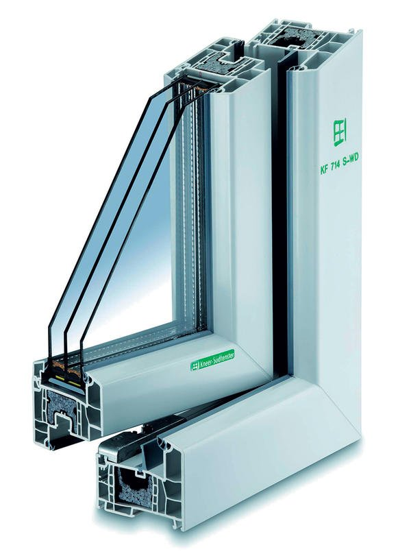 Kneer s dfenster mit neuer kunststoff fenster produktion die neuen energiesparfenster ohne - Fenster schallschutzklasse 6 ...