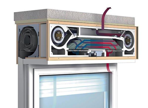 airpur modul die l ftung mit w rmer ckgewinnung bm online. Black Bedroom Furniture Sets. Home Design Ideas