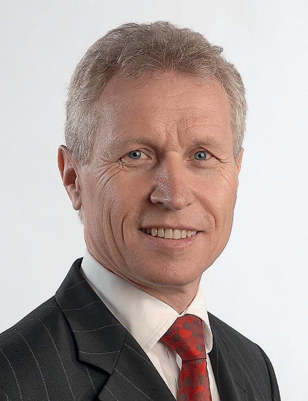 <b>...</b> Maschinenpartner Ima gut aufgehoben: Helia Geschäftsführer <b>Klaus Göppert</b> - 687195