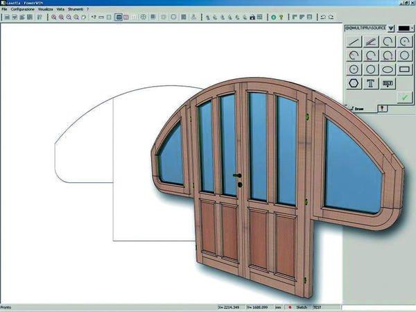 cad line software f r fenster und t renhersteller bm online. Black Bedroom Furniture Sets. Home Design Ideas