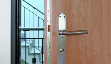 Wohnungsabschlusstüre der RWD Schlatter AG