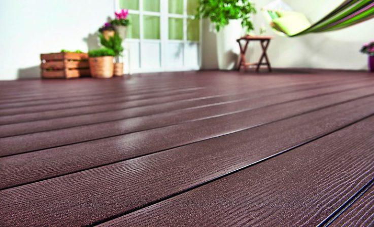 Naturinform bietet durchdachte Null Grad Diele Holzdecks