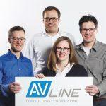 """Beide Teams verbindet eine wesentliche Aussage; """"Prozess-Tuning ist unsere große Leidenschaft"""". Foto: AV-Line"""