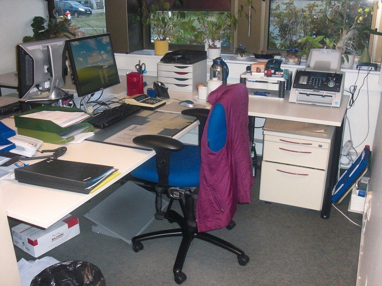 Mit Effizienten Strukturen Gegen Stress Im Büro Kampf Dem Chaos