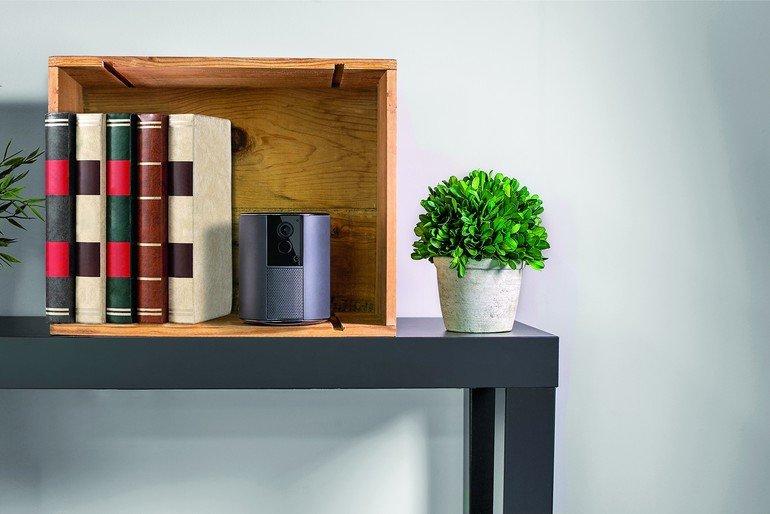 somfy bietet innovative einbruchmeldeanlage smarter. Black Bedroom Furniture Sets. Home Design Ideas