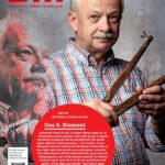Oder Tischlermeister Werner Dreyer (62) für den Holz das fünfte Element ist (BM 10/19).