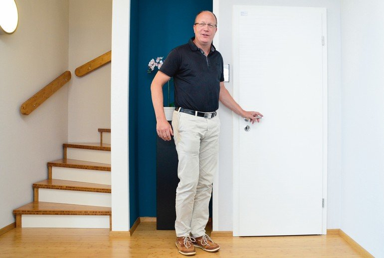 Wintermann Generiert Zusatzgeschafte Durch Innenturen Treppe Trifft